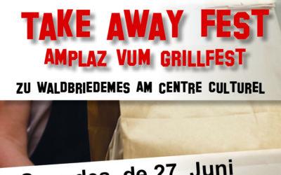 Amicale Pompjeëen – Take Away Fest